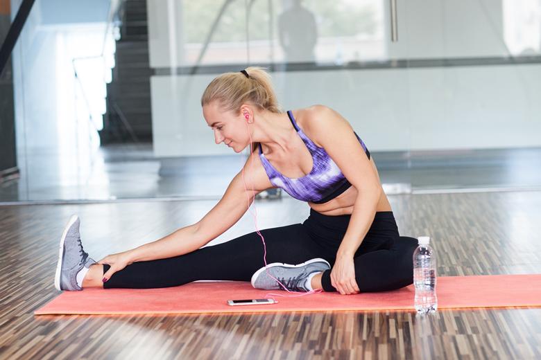 運動後の柔軟体操とストレッチ